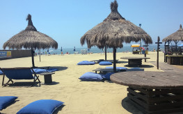 Bed and Breakfast La Scialuppa spiaggia