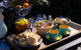Bed and Breakfast La Scialuppa colazione